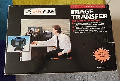 Kewmode Home-Movie Transfer System