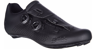 Fizik R1B SPD-SL Road Shoes 2017 (UK 6.1/2  black/black)