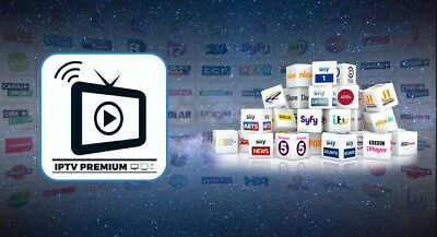Iptv 3 jours Premium version FULL HD  Bein,Canalsat,Sky...assistance 24/7
