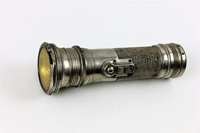 Collectable battery torch 17cm long second hand