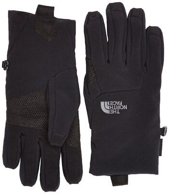 (Medium, TNF Black) - The North Face Women's Apex+ Etip Glove. Delivery is Free