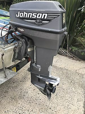 outboard motor Johnson 1999/2000