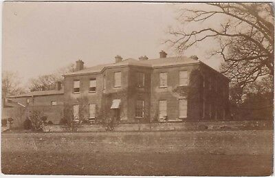 Unidentified Country House - Poss Blithfield Area - Near Uttoxeter - Staffs  Rp