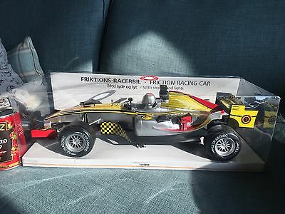 Large Toy Racing Car New In Box From Tiger With Sound