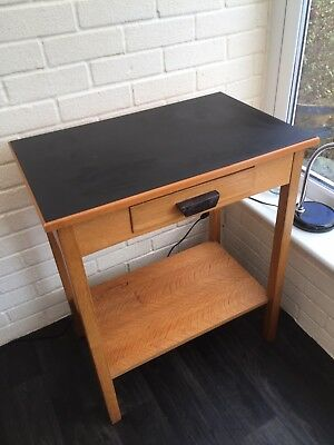 Small Retro Writing Desk Hall Table