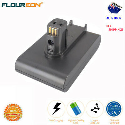 2000mAh 22.2V Vacuum Cleaner Battery for Dyson DC31 DC34 DC35 DC44 Animal 17083