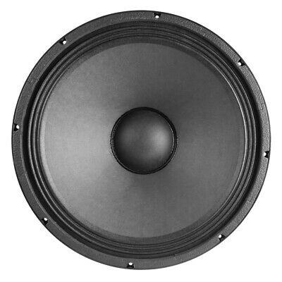 """18"""" Woofer PA Speaker Driver 8 Ohm Spare Replacement Sub Bass Cone Chassis 500w"""