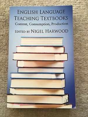English Language Teaching Textbooks: Content, Consumption, Production by...