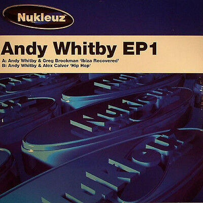 Andy Whitby - EP1 - 12 Inch Vinyl 2004 Nukleuz Hard House Trance