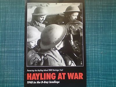 Discover Hayling World War 2,famous Hampshire,island,sea,solent,portsmouth