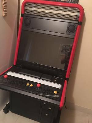 Brand New 520 Classic Games - Upright Red Arcade Machine