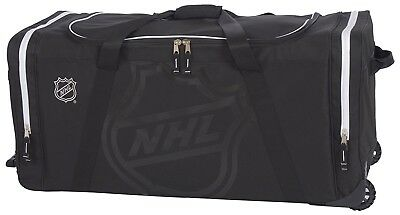 Nhl Hockey Bag (Black)