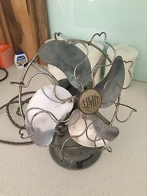 Limit Desk Fan 1940's