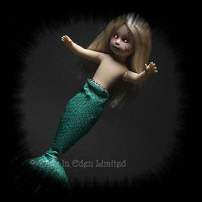 *FEEJEE MERMAID* Living Dead Dolls Series 30 - Sideshow (27cm)