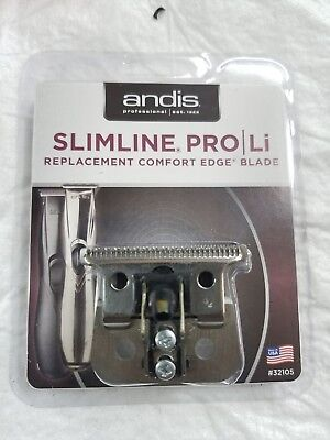 andis slimline pro li modified replacement gtx blade
