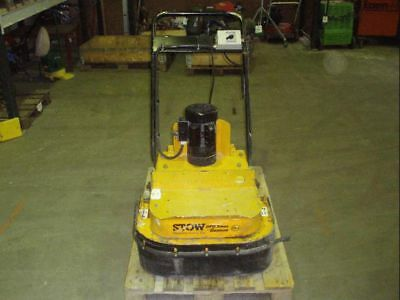 Stow DFG20E Electric Grinder, EDCO Big Stick Air Scaler, EDCO CD-5 Scabbler