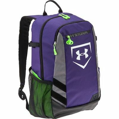 Under Armour Hustle Bat Pack  Purpl uasb-hbp Pu nwt $50