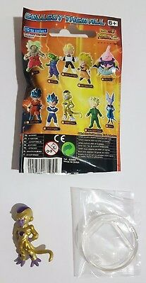 Dragon Ball Super Udm Golden Freezer Super Collectable Figure New Nuevo Bandai