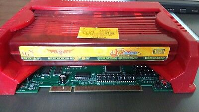 Pgm Main Board + Demon Front. Igs. Original Pcb Board Arcade Jamma