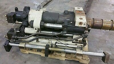 """Cincinatti MH250 13 OZ Injection Unit """"SHIPPING AVAILABLE"""" #2033SR"""