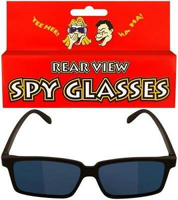 Kids Childrens New Rear View Spy Glasses Mirror Lenses.you Can See Behind You!!