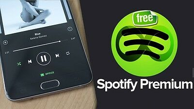 Spotify Premium Unlimited* for Android - (FOREVER) (#W036)