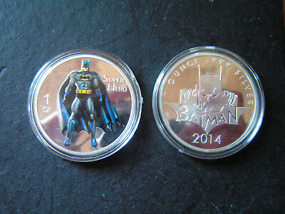 BATMAN Collector 1OZ