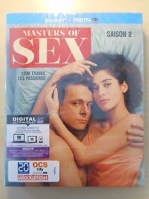 Masters Of Sex (Saison 2) ♦ Coffret 4 Blu-Ray Neuf Sous Blister ♦