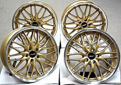 "Alloy Wheels 18"" 18 Inch Cruize 190 Gdp Commercially Weight Rated Van Wheels"