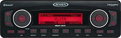 Jenson AM-FM, XM Ready Radio for 1998-2013 Harley-Davidson Touring w/Fairings