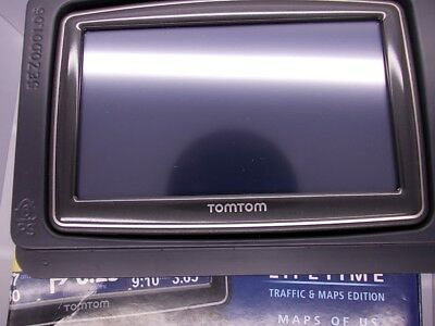 TomTom XXL 550TM 5in GPS Navigation with Canada and Border maps