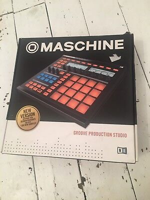 Native Instruments Maschine MK1 Groove Production Studio Hardware Only