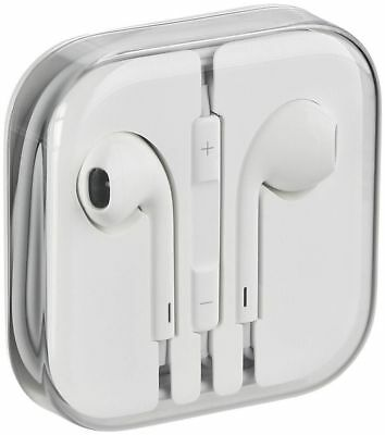 New Genuine for apple MD827 Earpods Earphones for iPhone 6 5 4S w/Remote