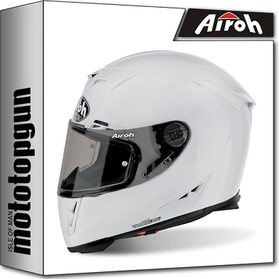 Airoh Helm Gp514 Integrale Gp 500 Color White Gloss Xs