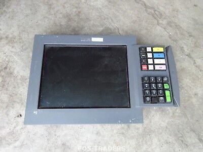 """IBM 4820-2gb Point of Sale P-USB 12"""" Touch Screen POS Touch Display KEYPAD + MSR"""