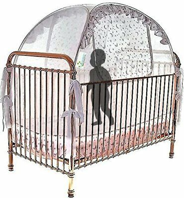 Best Baby Crib Safety Net Tent - Tried and Tested - Safe and Secure - Proven ...
