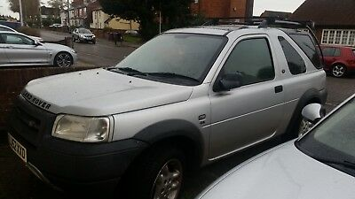 Landrover Freelander Petrol (Spares and Repairs)