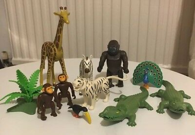 Playmobil Jungle Animals Bundle
