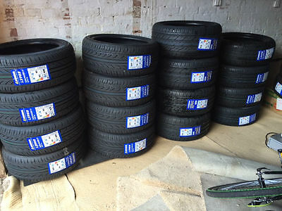 """Landsail Tyres Brand New all sizes 205 215 225 55 45 40 16 17 18 """" from £32.50"""
