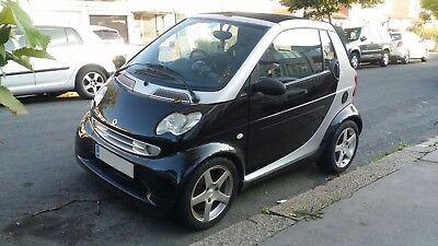 Smart City Coupe Pulse Cabriolet