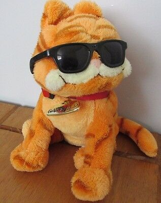Garfield soft toy,collectible toy fun item