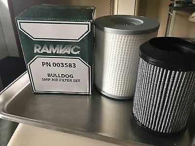 Ramvac Bulldog Filter Set Part Number 003583 - Brand New