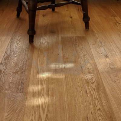 Engineered Oak 15mm x 190mm Brushed & UV Oiled Quality Wood Flooring