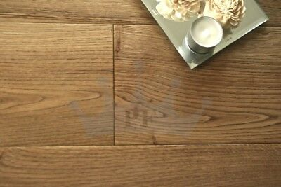 Solid Traditional Oak 18mm x 150mm Brushed and Oiled Quality Wood Flooring