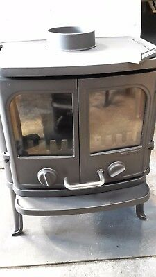 Morso Panther, 2140 convection, multi fuel stove, made in Denmark