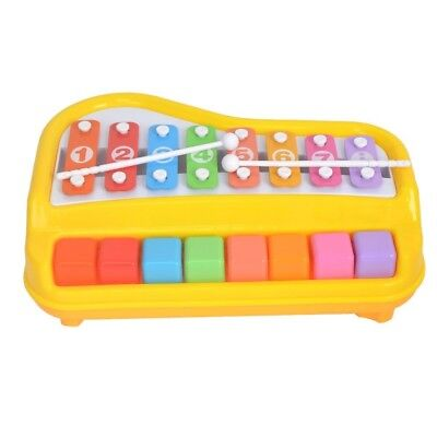 Mtele Xylophone and Piano 2 in 1 Musical Instrument for Kids. Best Price