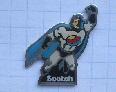 SCOTCH / SUPERHELD / SUPERMAN   ....................Unterhaltung.Pin (103b)