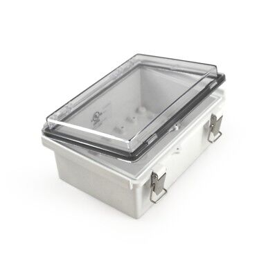 Weatherproof Enclosure Stainless Steel Hinges and Latches High Quality #71