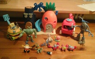 spongebob imaginext bundle