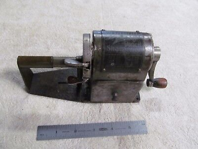 Antique DANDY Automatic Feed Pencil Sharpener Patented Nov. 5 1919.